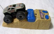 2003 Mattel Tyco R/C Maximum Destruction 1:64 Radio Controlled Monster Jam Truck