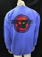 NWT Vintage ThirdPoint Malibu Ika Moana Crew neck Sweatshirt MEDIUM Earth Day