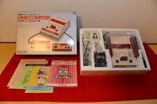 New Famicom Family Computer FC Console System Japan RARE COLLECTORS ITEM EMS