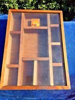 Cercueil étagère 2 FT environ 0.61 m velours gothique Curio Affichage Dracula Vampire Horreur Halloween