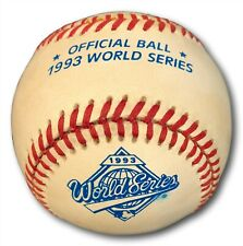 Official 1993 Rawlings World Series Baseball