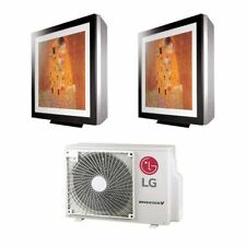 Climatizzatore Dual Split Inverter LG 9+12 9000+12000 Btu Art Cool Gallery 15