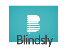 Blindsly.COM - Premium Brandable BLINDS DOORS BRAND domain name