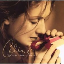 """CÉLINE DION """"THESE ARE SPECIAL TIMES"""" CD NEUWARE"""