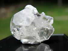 Phenacite Phenakite Fenakite White Crystal w Rainbow & Mica