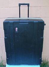 GATOR CASES musical equipment case  Interior measurements  27 1/2 x 22 x 9 1/2