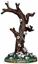 Lemax 33003 SKELETON TREE Spooky Town Table Accent Halloween Decor New S O G I