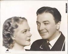 """Alice Faye Orig. 8x10 - Jack Haley - """"Wake Up and Live"""" 1937"""
