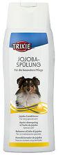 TRIXIE Jojoba-spülung 250ml Gassi Gehen HUNDEWELT Zoofachgeschäft Welpe Haustier