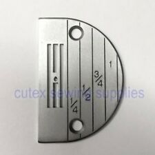 Needle Throat Plate #147150LGW For Single Needle Sewing Machines