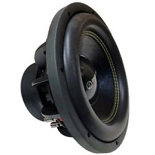 "SUBWOOFER BASS FACE SPL12.2.4S 2700 WATT MAX 12"" 30 CM 300 MM DVC 4 + 4 OHM SPL"