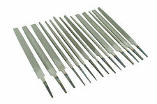 Silverline Engineers Assorted Metal File Set 250mm Mechanics  DIY MS98