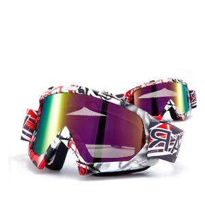 2021 Off-road Motorcycle Goggles Glasses Riding Off-road Head Top Hot