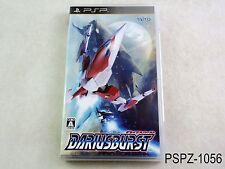 Darius Burst PSP Japanese Import Japan JP Portable US Seller A