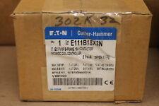 EATON E111B18X3N CONTACTOR
