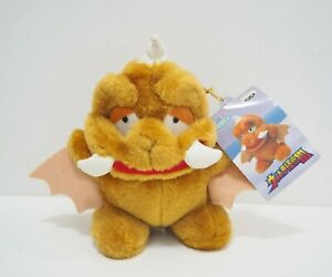 Ultraman Monster Kaiju Peguila NO.017 Banpresto Plush 1995 TAG Toy Doll Japan