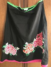 East Embroidered Skirt 16