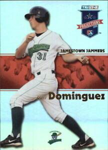 2008 TriStar PROjections Reflective #144 Matt Dominguez Jamestown Jammers C25285