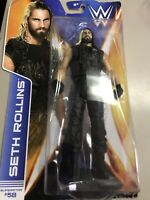 WWE Seth Rollins Superstar #58 Mattel WWF Wrestling Action Figure