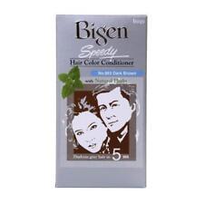 Bigen Speedy Hair Color, Dark Brown 883, (40 gm + 40 gm) Free shipping world