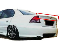 Rear Boot Lip Bobtail Spoiler for VY / VZ Holden Commodore - Calais Style