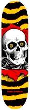 """Powell Peralta-ONE OFF Ripper-Skateboard Deck - 7"""" da 28"""" Mini-Giallo"""