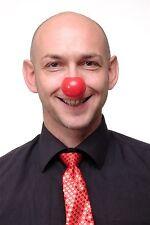 Articles de Carnaval Nez Clown Rouge en PLASTIQUE Jour VQ-044-red