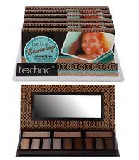 Technic Bronzing Bronzed Nudes 12pc Eyeshadow Palette