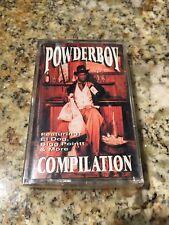 Sealed Powderboy Compilation Cassette Nightmares El Dog Mac Wyn Acorns Gangsta