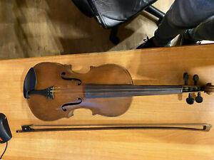 Alte Geige/Violine ohne Kasten