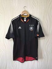 GERMANY 2004 2006 AWAY FOOTBALL SHIRT SOCCER JERSEY ADIDAS VINTAGE BLACK DETSCHL