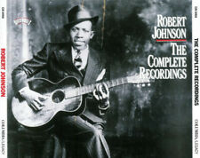 Robert Johnson ‎– The Complete Recordings - 2 CD Box Set - New, factory Sealed