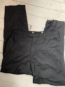 mens smart gucci suit trousers