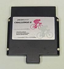 RacerMate Challenge 2 II NES Nintendo RARE firmware upside down label cart only