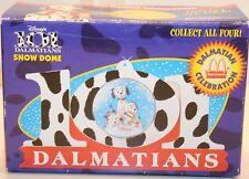 101 Dalmations Dog Snow Dome 1996 McDonald's Toy Ornament New in Box
