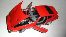 Ferrari 365 GTB/4 Daytona Coupe in rot rouge rosso red, Techno Giodi in 1:18!