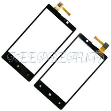 New Front Touch Screen Digitizer Glass Lens Replacement Part For Nokia Lumia 820
