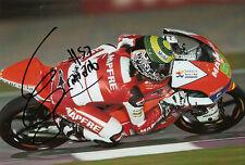Eric Granado Moto3 Firmado Kalex Ktm Foto 5x7.5 2013 1.