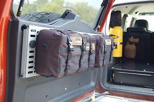 MPAC Springtail for FJ Cruiser FJcruiser Rear Door Folding MOLLE panel CoMBO