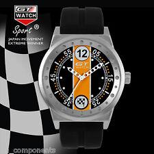 Reloj GT Car (mini,vw,golf,911,cayenne,m,bmw,mercedes,audi,porsche) wristwatch