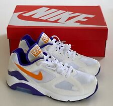 NIKE AIR MAX 180 TRAINERS SNEAKERS SHOES 615287 BNIB CLASSIC OG GENUINE UK 5.5