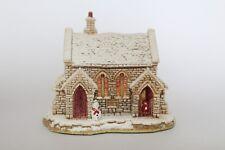 Lilliput Lane Cottages: ST Joseph's School (Christmas Collection)