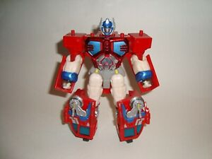 Transformers 2001 Robots in Disguise RID Optimus Prime Firetruck Front Cab