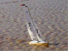 PUMA. Segelboot der RG 65 KLasse. Modellbauplan