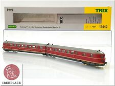 N 1:160 escala locomotive locomotora trenes Trix Minitrix 12442 NEM VT 04.5 DB