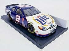 Action RUSTY WALLACE #2 MILLER LITE Ford 2000 NASCAR DIECAST 1:24