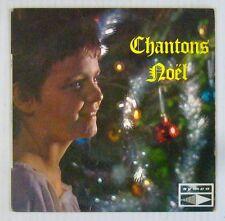 Petits chanteurs de Malonne 45 tours Chantons Noël