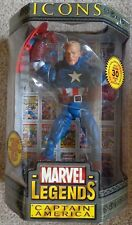 Marvel legends icons Captain America New