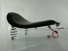 LEATHER MOTORCYCLE SPORTSTERCHOPPER BOBBER CUSTOM SOLO SPRING BRACKET SEAT XS650