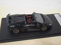 Jada 30105-1 1:32 Lamborghini Huracan Performante Schwarz  NEU /& OVP